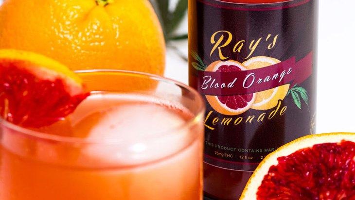 Ray's Blood Orange Lemonade 1