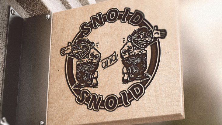 Snoid & Snoid:The Summer I Became an Entrepreneur 1