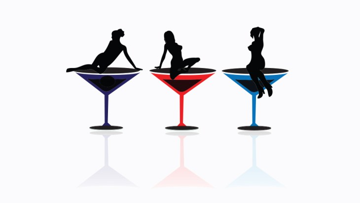 THE THREE-MARTINI PLAYDATE?: Why Some Moms are Opting for the Puffing Patio
