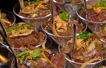 Hump Day High Sushi Date Night