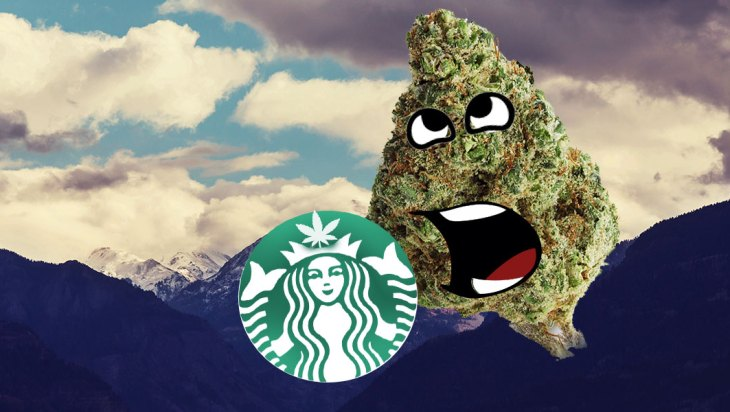Colorado More Dispensaries than Starbucks