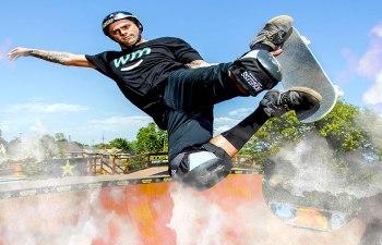 Elliot Sloan X Games Skateboarder Cannabis Advocate