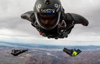 Matt Gerdes Wingsuit Pilot