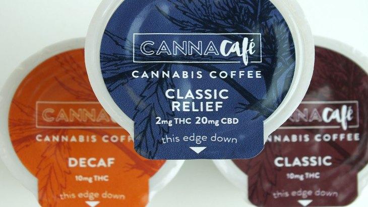 Cannabis Coffee THC Keurig K-Cups