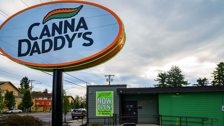 Canna-Daddy's Dispensary - Portland, OR