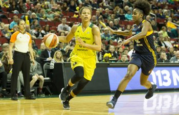 WNBA Team the Seattle Storm Ignites Social Justice