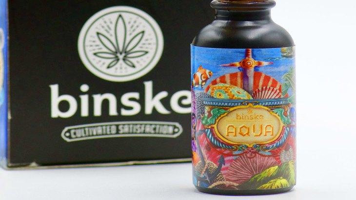 Infused Olive Oil by Binske Colorado