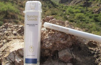 Lemon Jack Disposable Pen by Sunday Goods