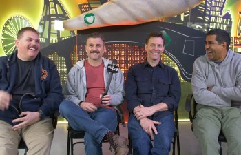 Super Troopers 2 Interview