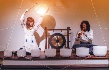 Mystic Journey Sound Baths: Healing, Restorative Mediation Through Sound