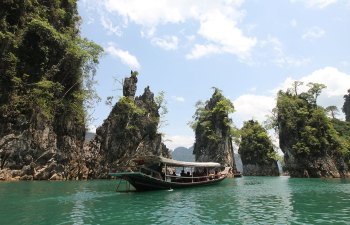 The Emerald Isle: Overnight in Southern Thailand Virgin Rainforest