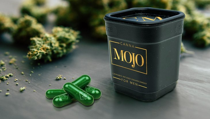 CannaMojo: THC Supplement for Guys Boosts Bedroom Performance