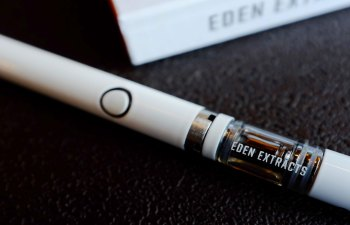 Forbidden Fruit Diamond Line Cartridge by Eden Extracts X Pharaoh Farms