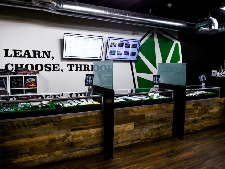THRIVE Cannabis Marketplace - Las Vegas, NV