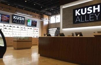 Kush Alley - Los Angeles, CA
