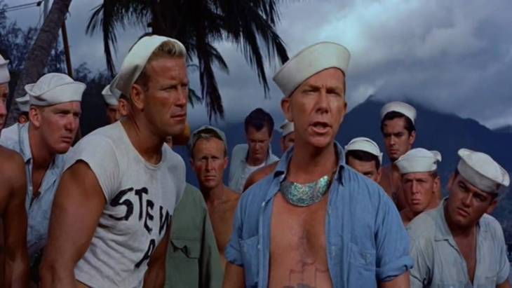 """Understanding """"South Pacific"""" With a Little Help from LSD"""