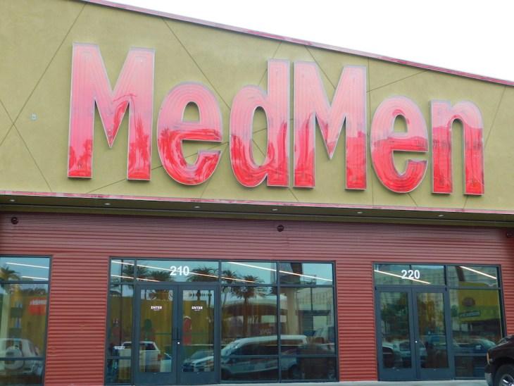 MedMen - Las Vegas, NV