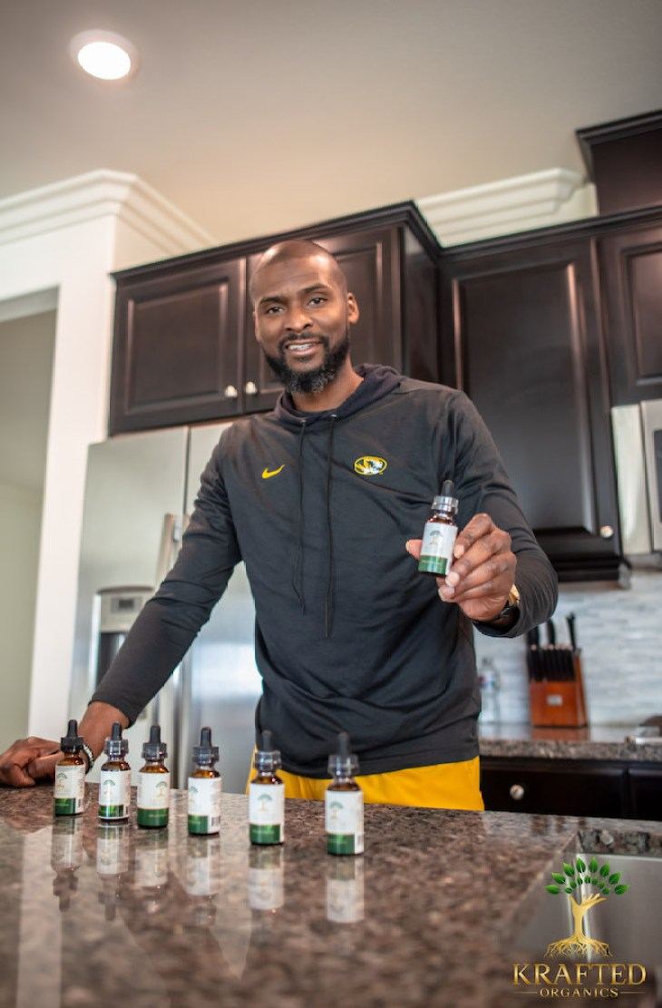 NBA Veteran Keyon Dooling: PTSD & His New 'Krafted Organics' Brand