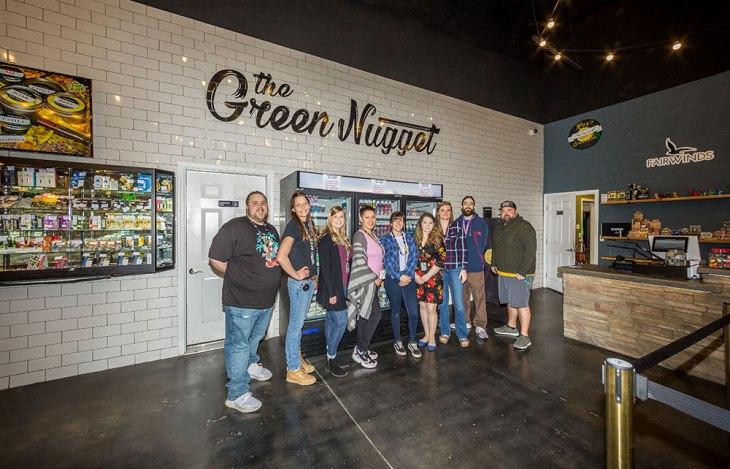 The Green Nugget - Spokane, WA