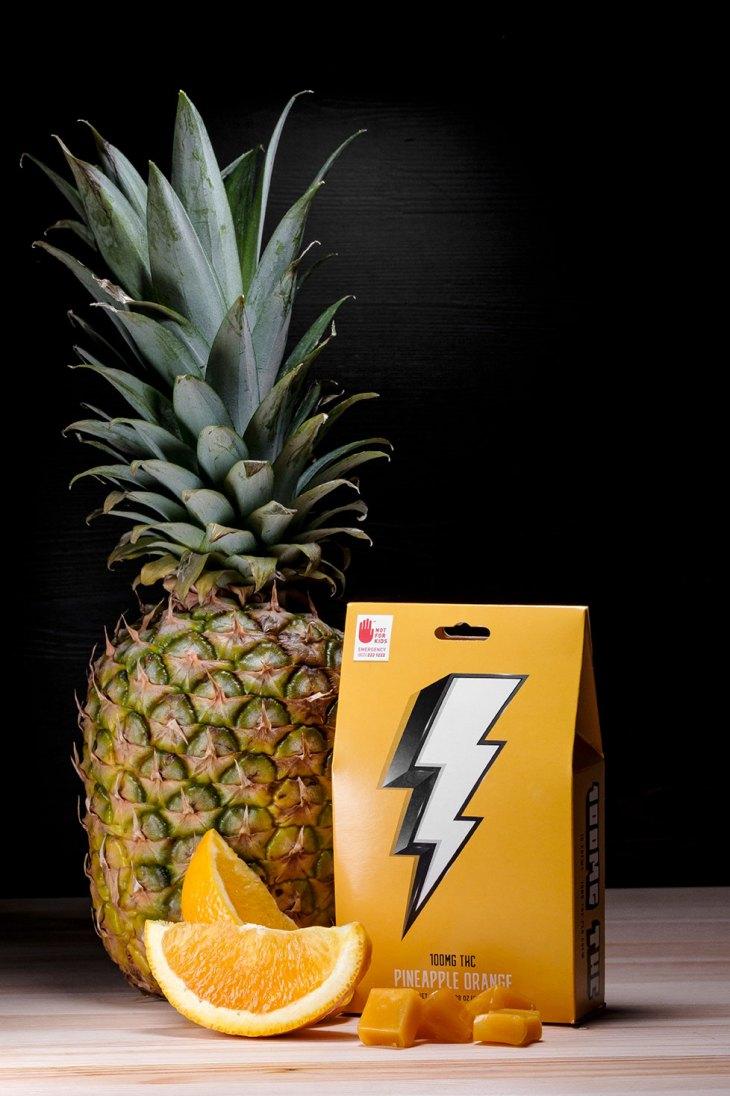 Pineapple Orange Hi-Burst Sour Chews