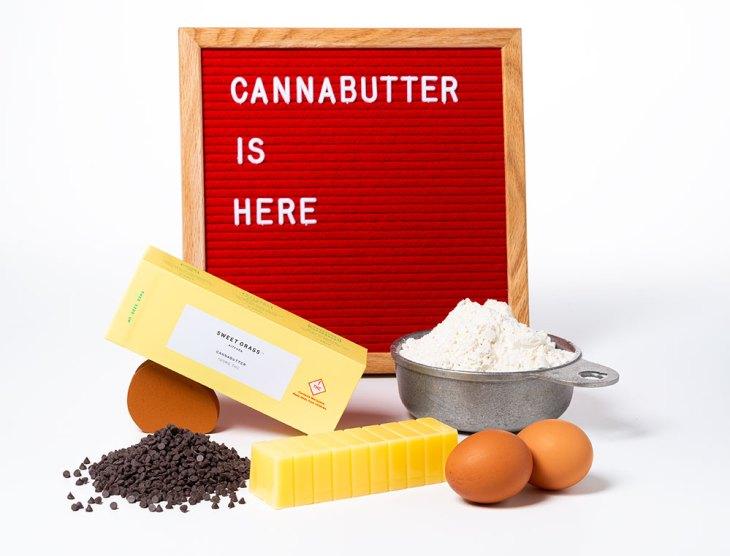 Cannabutter by Sweet Grass Kitchen