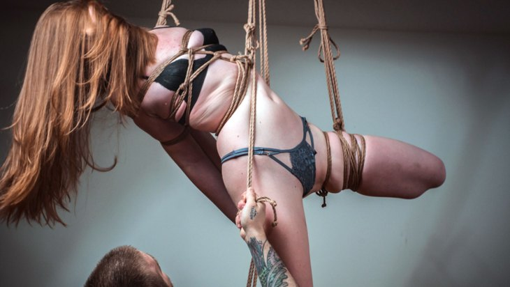 Seattle Shibari as Art Form