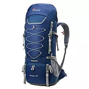 Mountaintop 70L 75L Internal Frame Hiking Backpack