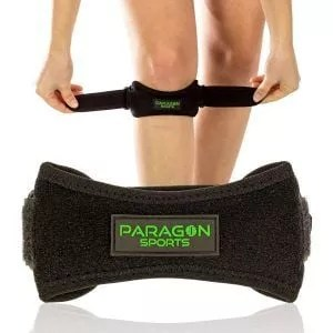 Paragon Sports Patella Knee Strap for Hiking