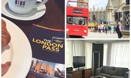 Travel Journal: 48 Hours in London