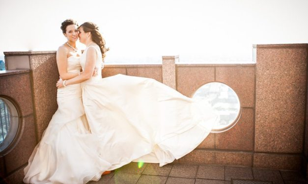 Queers You Should Know: LGBT Wedding Photographer Tara Beth Robertson