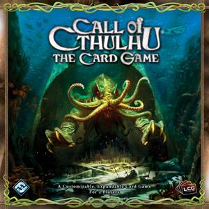 Call of Chtulhu card game