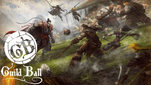 Guild Ball Banner