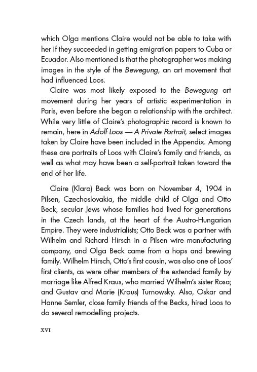 Adolf Loos - Biography