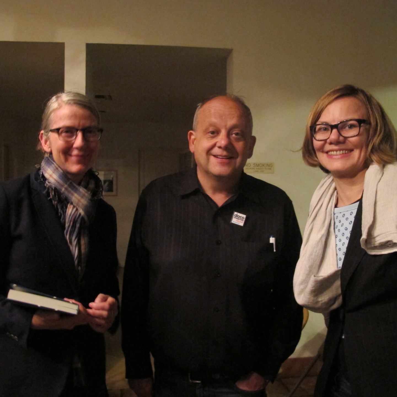 Liza McLaughlin, Christopher Long, and Katrin Terstegen.