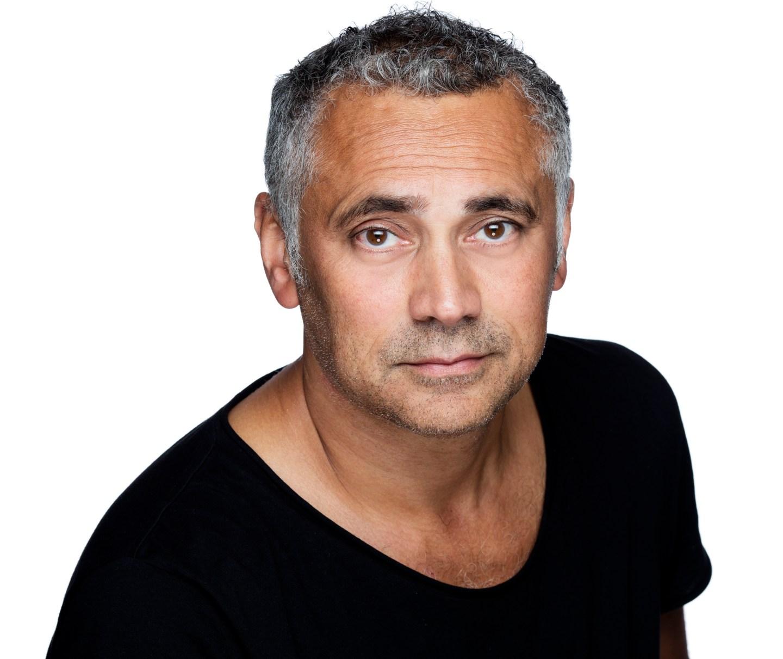 Author Ivo de Figueiredo, photo by Jo Michael