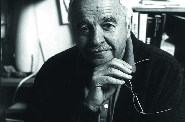 Author Maurice Rajsfus - Photo credit: Louis Monier