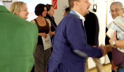 Ingrid Zak and Johannes Roth Pollack-Parnau. Photo Philipp Heinz.