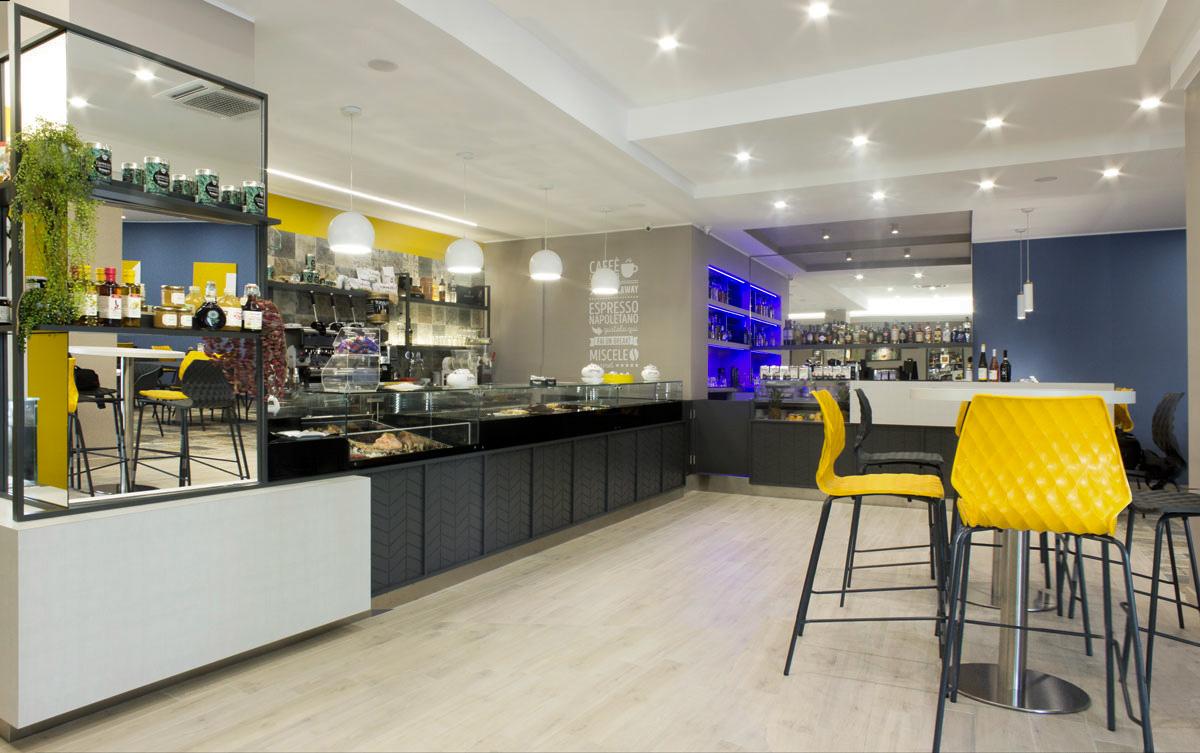 Progettazione Bar Pasticceria