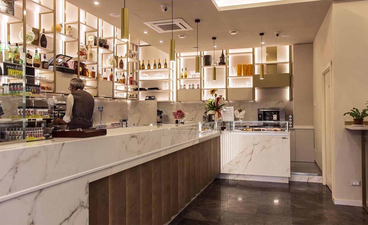 progettazione bar caffetteria tabaccheria