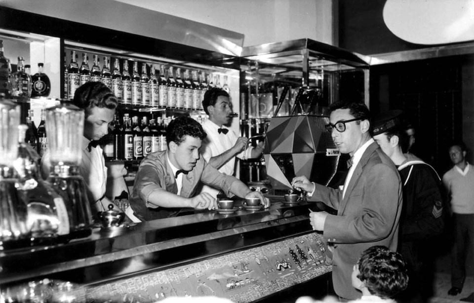 bar anni 60