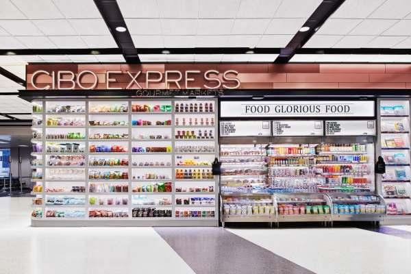 Express retail