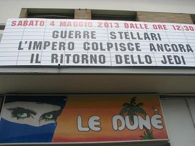 Cinema le dune