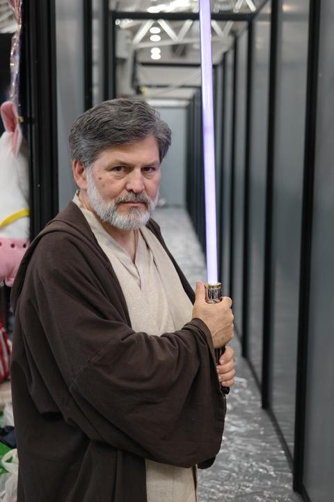 Obi Wan per hobby