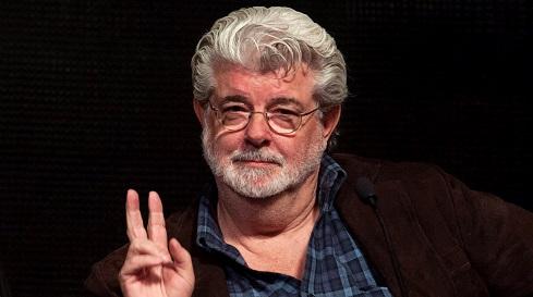 George Lucas patrono della maratona Star Wars come Lucas comanda