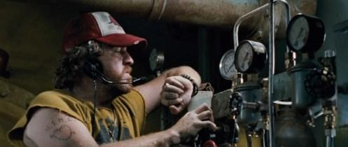 Scena dell'equalizzazione della pressione dal film The Abyss