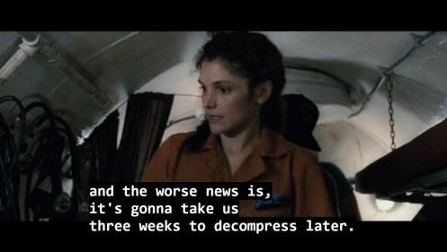 Il personaggio di Lindsay che porta una notizia ancora più brutta