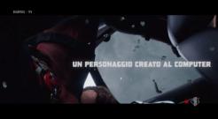 Titoli di inizio di Deadpool in italiano: un personaggio creato al computer