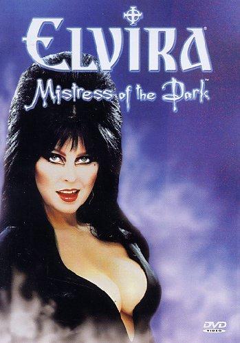 copertina del DVD di Una strega chiamata Elvira