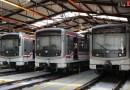 DPP spustil ve vestibulech pěti stanic metra pilotní provoz zobrazování příjezdů nejbližších souprav