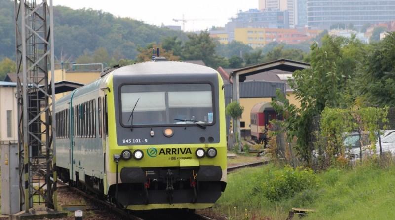 Společnost Arriva vydala prohlášení ke splnění nápravných opatření v Libereckém kraji